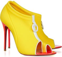 Christian Louboutin Snorkeling 100 Ankle Boots