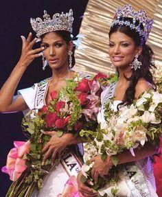 Año 2005 sin Duda fue el Año de la Morenas.. Al Miss Mundo Iría Miss Costa Oriental Susan Carrizo y al Miss Universo Iría Miss Sucre Jictzad Viña