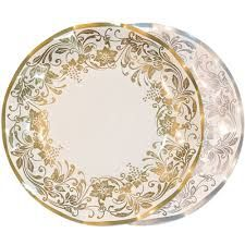 Resultado de imagen de platos de carton decorados