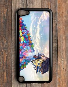 Up Disney Movie House Ballon iPod Touch 5 Case