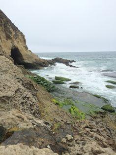 thousand step beach/ caves