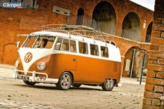 Camper&Bus Wallpaper from April 2012 issue - VW Camper and Bus