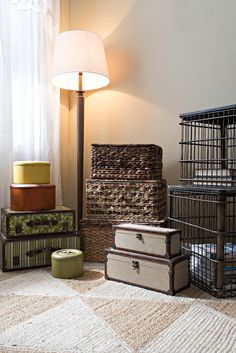 Decorative Storage ★ Creative Co-Op Home
