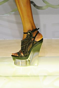 Versace Spring 2012 Collection