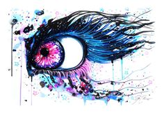 Contaminated signed Art Print by PixieColdArt on Etsy