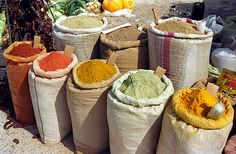 Spices in Tunisia