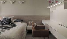 Neutral Contemporary Apartment by W.C.H Design Studio