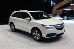 Acura MDX is the featured model. The Acura MDX 2016 Model image is added in car pictures category by author on Aug 18, 2015.