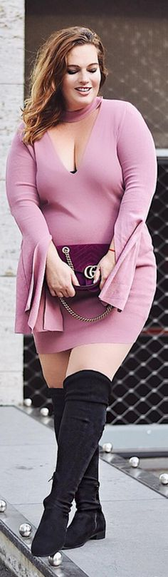 Plus Size Blog, Curvy Plus Size, Plus Size Girls, Plus Size Model, Big Girl Fashion, Curvy Fashion, Plus Fashion, Plus Size Inspiration, Mode Inspiration