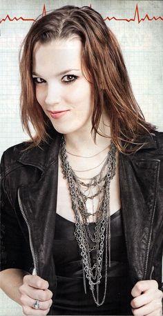 LZZY. My rocker queen!