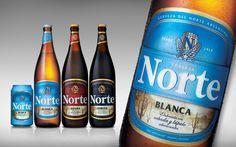 #Receta #Pescado rebozado con #cerveza #Norte, miel y mostaza con ensalada del mar   Más en cervecetario.wordpress.com