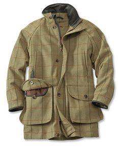 Glennon Tweed Waterproof Coat