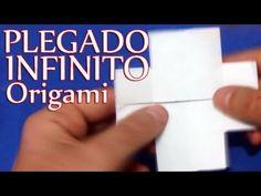 El plegado infinito (Papiroflexia) | Todo con papel - Origamis y algo más