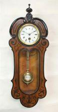 MINIATURE LENZKIRCH VIENNA REGULATOR WALL CLOCK-Very Early and rare example