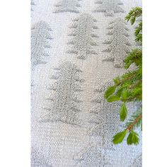 FOREST rug design by Finnish designer Teresa Moorhouse. Ethically made by hand by Mum's artisans in India. Happy Nation, Light Colors, Colours, Basket Lighting, Horse Rugs, Bear Rug, 3d Tree, Bear Design, Nordic Design