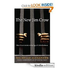 """The New Jim Crow by Michelle Alexander (666kb/338p) (13h20m) #Kindle #Audible #FirstLines: """"Jarvious Cotton cannot vote. Like his father, grandfather, great-grandfather, and great-great-grandfather, he has been denied the right to participate in our electoral democracy. Cotton's family tree tells the story of several generations of black men..."""""""