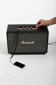 Marshall Hanwell Hi-Fi Speaker