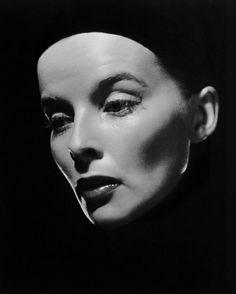 Ernest Bachrach, portrait of Katharine Hepburn in Sylvia Scarlett directed by George Cukor, 1935.