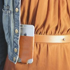 iPhone 6 Holster by Oopsmark #Affordable, #Fashionable, #Holder, #IPhone, #Slim