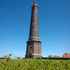 Borkum Lighthouse - Borkum Island, Germany