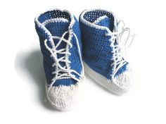 Hey, I found this really awesome Etsy listing at http://www.etsy.com/listing/110073561/baby-shoes-blue-and-red-crocheting