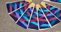 Quilt-Like Projects For Young Kids: Paper Quilting