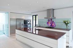 kitchen and splashback