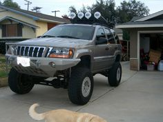 1999 WJ Grand Cherokee