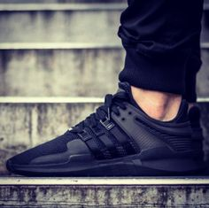 Today unboxing @adidasoriginals #adidasEQT #tripleblack #brandwiththethreestripes #Approved #NeverEnoughShoes #SneakerAddict #FLE #communications #manager #FootLockerEurope