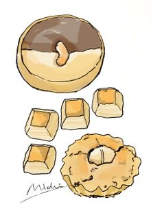 WESTのカシューナッツと塩クッキーとガレット♡