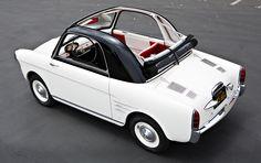 1961 Autobianchi Bianchina Trasformabile