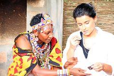 #NellyFurtado #Kenya #Africa #FreeTheChildren #ambassador #Queen