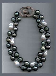 N-2952-Baroque-Tahitian-and-Baroque-Freshwater-pearls-with-18-K-white-gold-angela-clasp