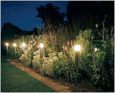 Amazing Interior Design Beautify Your Gardens With Modern Lighting !