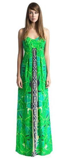 Maxi dresses = summer necessity.