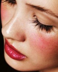 victorian rosy cheeks