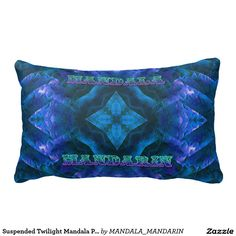 "Your Custom Polyester Lumbar Pillow 13"" x 21"""