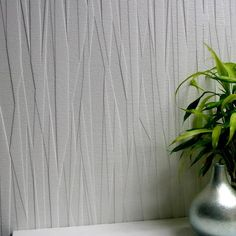 Folded Paper Paintable Textured Wallpaper design by Brewster Home Fash