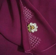 Point Lace, Turkish Fashion, Needlepoint Patterns, Needle Lace, Crochet, Style, Swag, Ganchillo, Crocheting