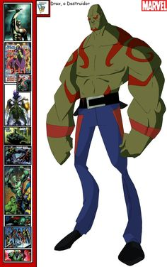 Drax the destroyer Drax The Destroyer, Baseball Cards, Sports, Hs Sports, Sport
