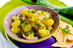 """Kaparili Patates Salatası"" tarifi berraktursulari.com.tr'de... Afiyet olsun :) #berrak #yemektarifleri #food #yemek #foodislove #mamamia"