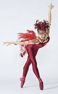 """The Firebird"". Love this ballet and the music! Always wanted to dance this. Ballerina Dancing, Little Ballerina, Ballet Feet, Ballet Dancers, Ballet Costumes, Dance Costumes, Dance Aesthetic, Dance Hip Hop, Ballet Images"