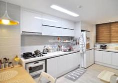 수원 정자동 한라비발디 27평: JMdesign 의  주방