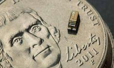 Michigan Micro Mote is world's smallest computer
