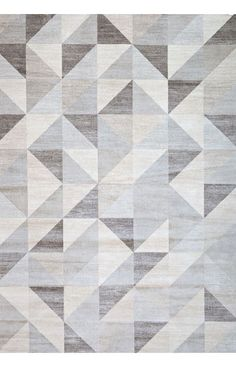 Abacasa 7148-5x8 Sonoma Colburn Silver-Grey/Med. Grey/White Area Rug