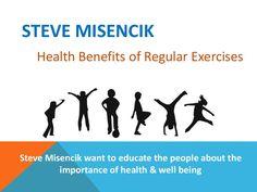 Steve Msiencik - Health Tips