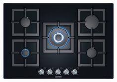 P664GVX Cucina a Gas 4 Zone Cottura con Forno a Gas Dimensione 60 ...