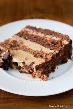 Chocolate Cake Sweet Cakes, Chocolate Cake, Tiramisu, Cooking Recipes, Keto, Tasty, Snacks, Baking, Ethnic Recipes