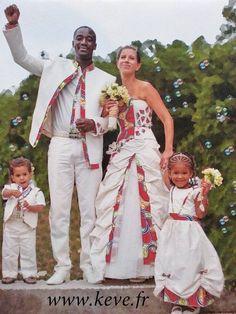 Afficher l'image d'origine African Wedding Attire, African Attire, African Wear, African Women, African Dress, African Inspired Fashion, African Print Fashion, Tribal Fashion, Fashion Couple