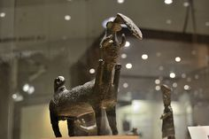 Nuragic votive figurines -    Bronzes of the Nuragic age    National Archeological Museum - Cagliari